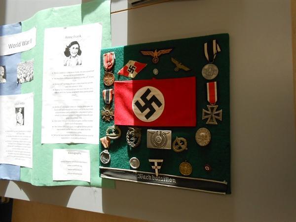 Nazi war items