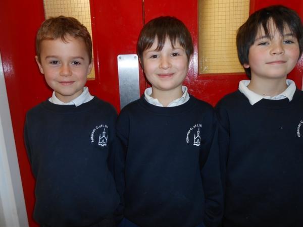 First Class Winners