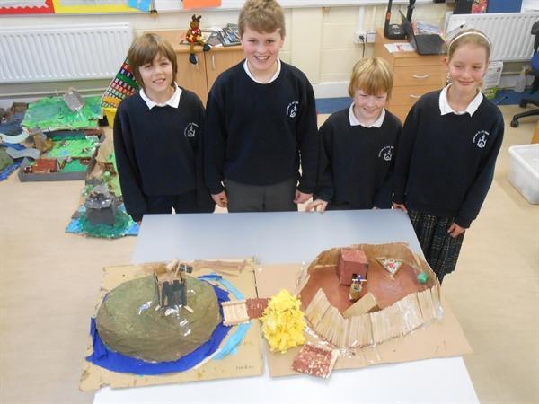 Norman Castle Creations!