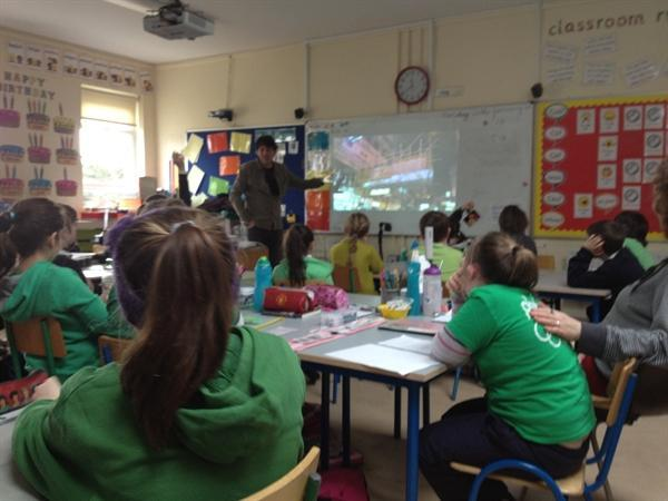 Green School Action Day