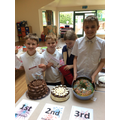 Bake Off Competition