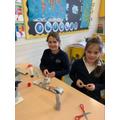 Science week- Bridge building