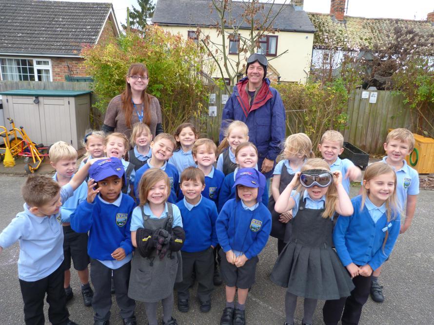 explorer whole class pic