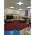 Miss Ellis's carpet area