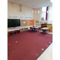 Miss Ellie's carpet area