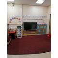 Miss Walker's carpets area