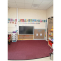 Miss Walker's carpet area