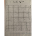 I can count and write numbers to 100!