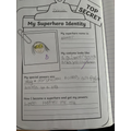 Creating individual Superheroes!