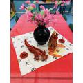 Keyworker Children celebrating Chinese New Year