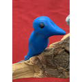 Bird made from clay by Key worker Children
