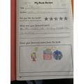 My very own book review!