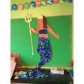 Year 1's mermaid