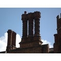 Fantastic chimney pots.