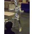 Aluminium Man?