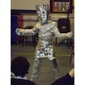 Foil Man? Tin Man?