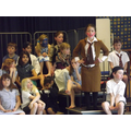 A very intimidating, Miss Trunchbull!