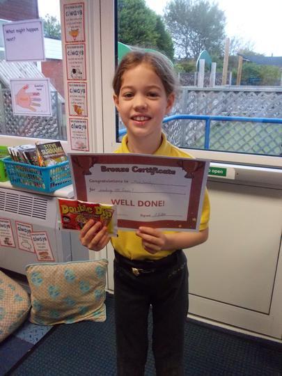 Oak's 1st 100 crowns winner!