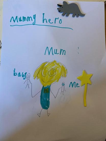 My Mummy by Oliver P2