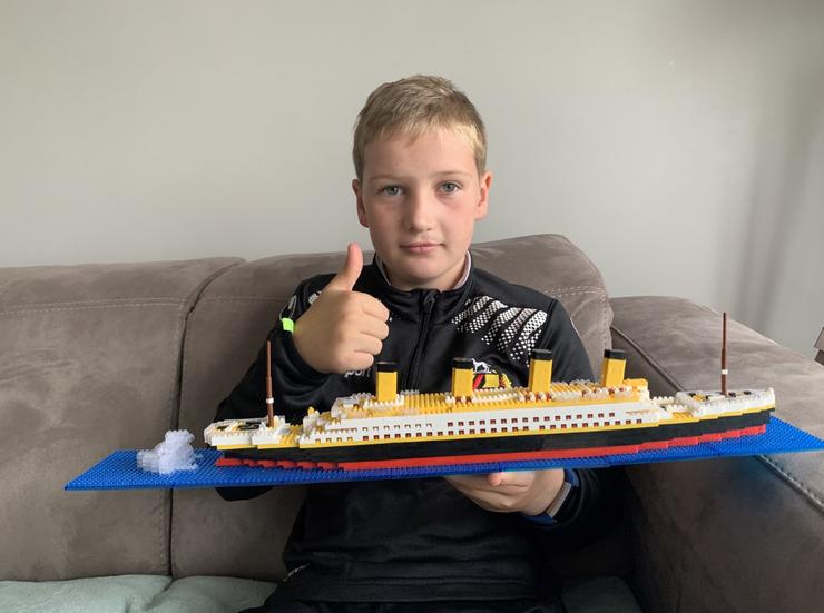 Austen's Titanic