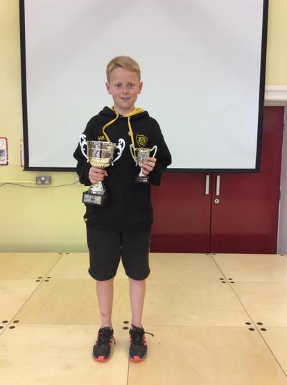 Harry Kerr Boys' Hockey Cup