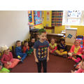 Miss Russell's P1 class