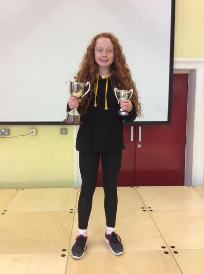 Tilly Douglas Girls' Football Cup