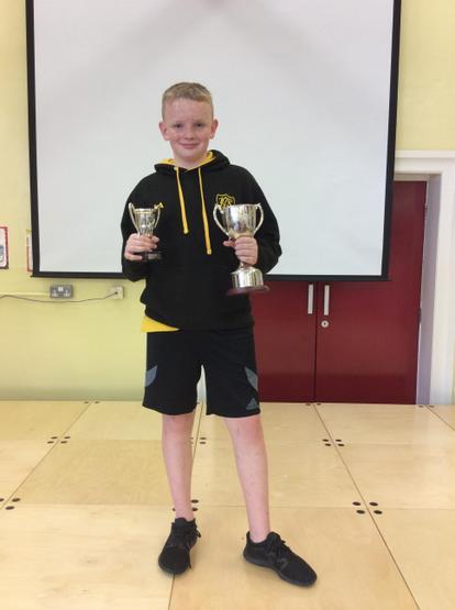 Luke Adair Boys' Football Cup
