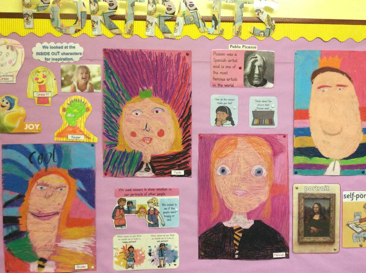 We learnt about Picasso.