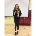 Amy Wilson Netball Trophy