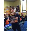P4G visit Lurgan Library