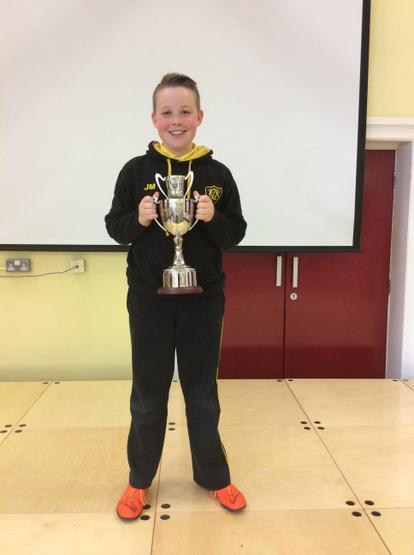 Jaxon McCullough Mathematics Cup