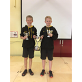 Harry Kerr and Peter McCluggan Boys' Sports Cup