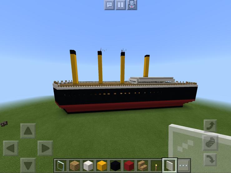 Noah's Titanic