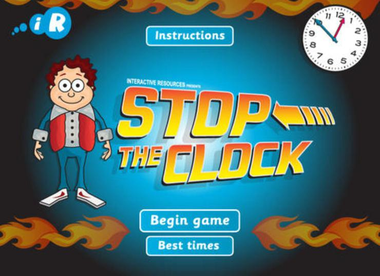 Stop the clock