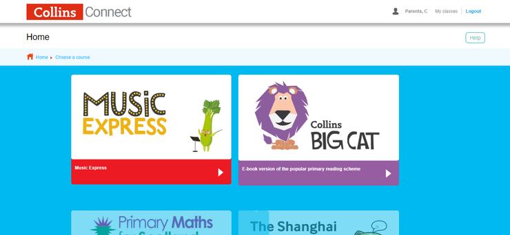 Select Collins Big Cat