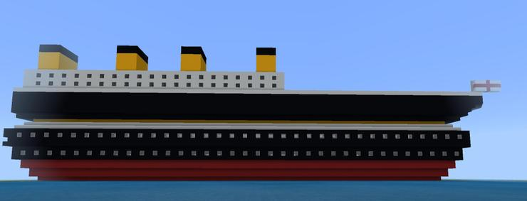 Kirsty's Titanic