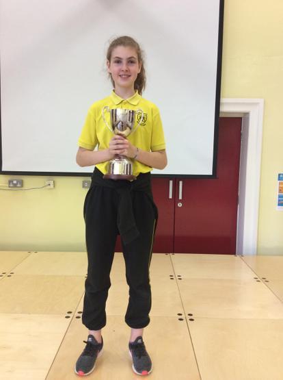 Anna Atkins English Cup