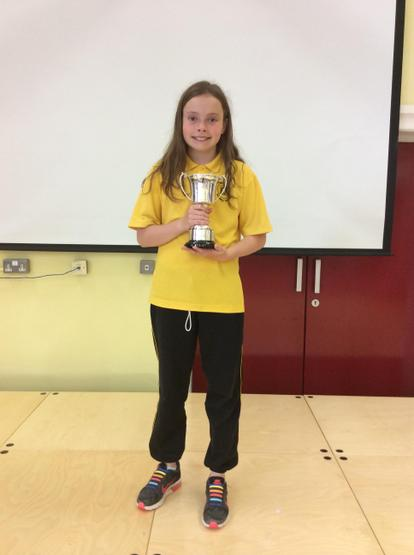 Grace Cochrane Swimming Cup