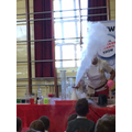 Primary 3 and 4 enjoy the Science Show
