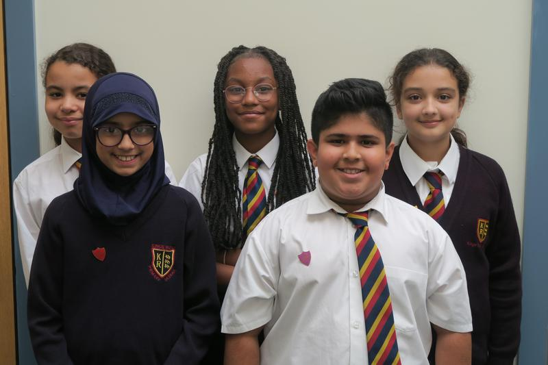 Our House Captains