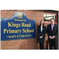Mr Morgan - Head Teacher & Miss Grimsley - Deputy Head Teacher