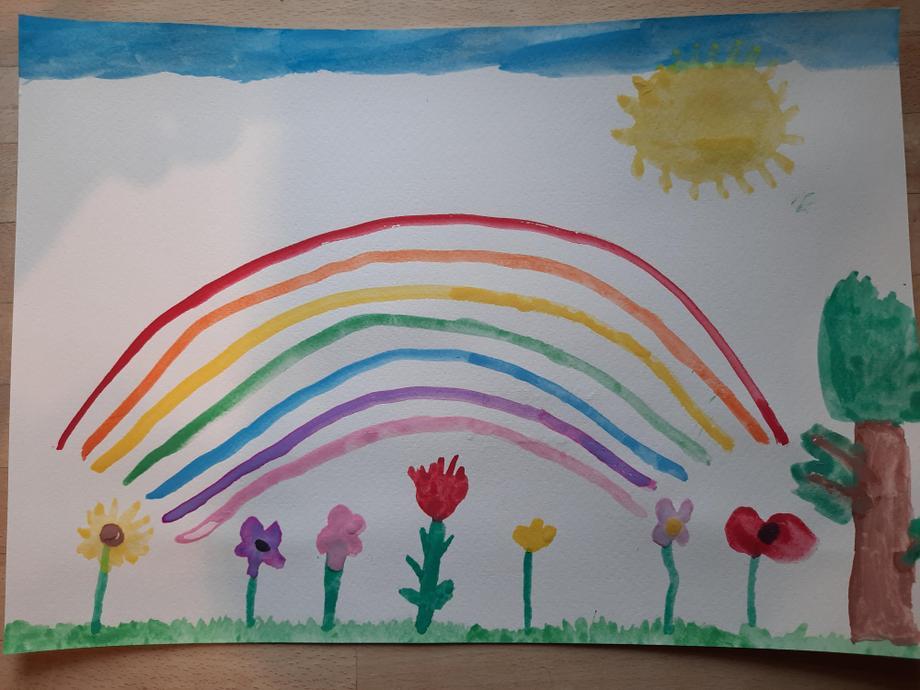 Rowan's Rainbow