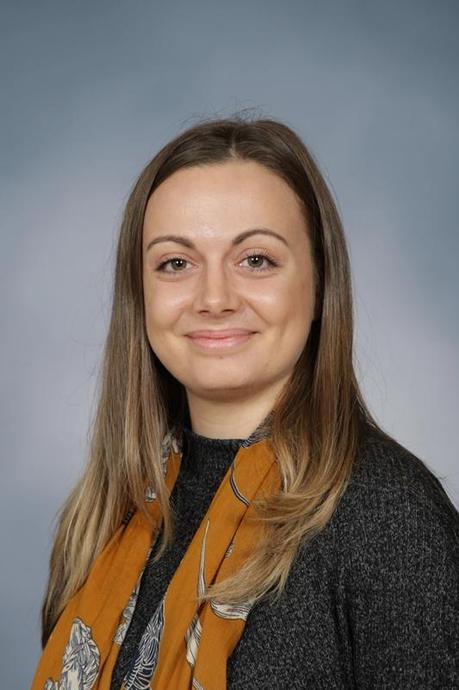 Miss Buckland - Owls Teacher (Y5/6)