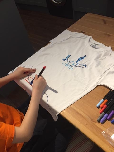 Mabel's T Shirt Design