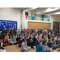 World Book Day Assembly with Miss Green