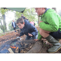 Forest and Beach session funded by the PTFA