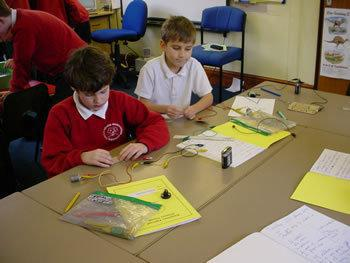 Elm Class Electricity Project
