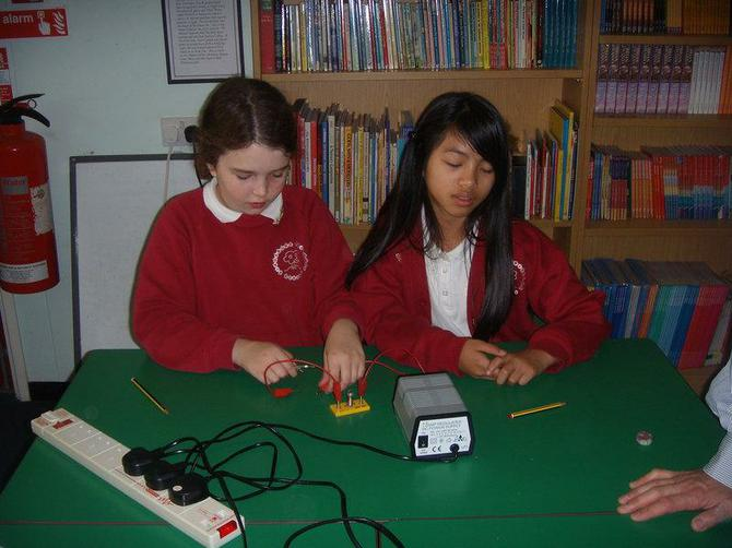 electrical circuit work