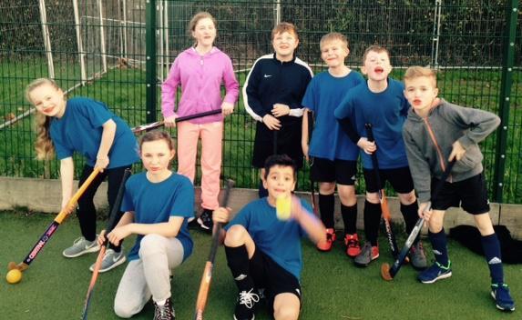 Our hockey team